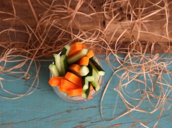 Crudités de legumes