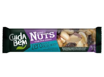 Barra de nuts CUIDA BEM