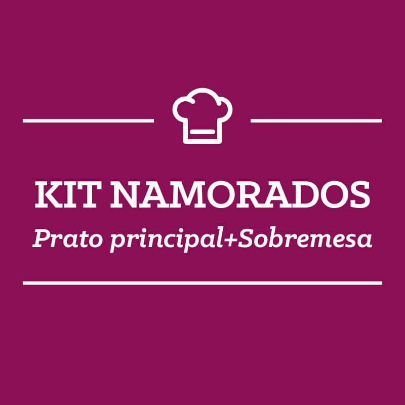 KIT Namorados p/ 2 pessoas